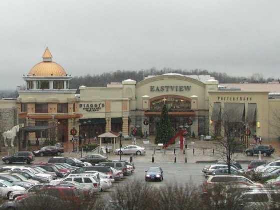 The Open Scroll Blog: Part 26 - Rochester, NY - Eastview Mall ...