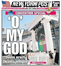 New York Post - 08 DNC - Convention Special