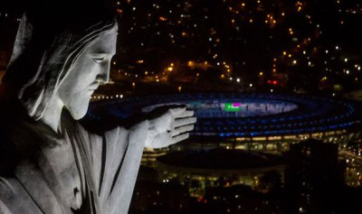 The Open Scroll Blog: Rio Olympics - Opening Ceremony (of